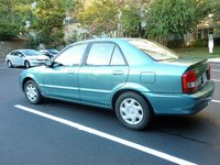 Picture of 2001 Mazda Protege LX, exterior