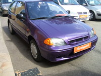 1997 Suzuki Swift Overview