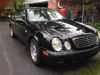 Picture of 1998 Mercedes-Benz CLK-Class 2 Dr CLK320 Coupe, exterior