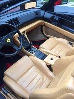 Picture of 1990 Ferrari 348, interior