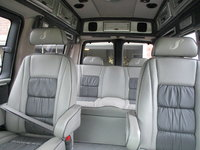 Picture of 2002 Chevrolet Express Cargo 3 Dr G1500 Cargo Van, interior