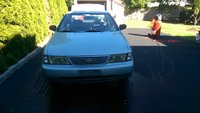 Picture of 1996 Nissan Sentra GXE, exterior