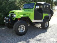 1976 Toyota Land Cruiser Overview