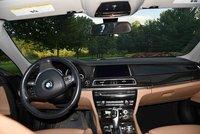 Picture of 2013 BMW 7 Series 750Li xDrive, interior