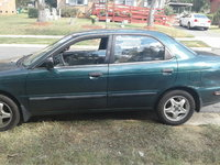 Picture of 2002 Suzuki Esteem 4 Dr GL Sedan, exterior, gallery_worthy