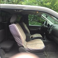 Picture of 2010 Nissan Frontier LE Crew Cab 4WD, interior