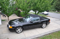 Picture of 1992 Mercedes-Benz 500-Class 500SL Convertible, exterior