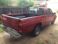 Picture of 1995 Nissan Truck XE Extended Cab SB, exterior