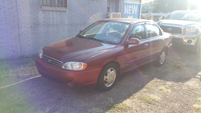 Picture of 2003 Kia Spectra Base