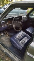 Picture of 1989 Volvo 240 DL Wagon, interior