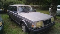 Picture of 1989 Volvo 240 DL Wagon, exterior