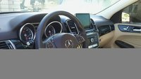Picture of 2016 Mercedes-Benz GLE-Class GLE350, interior