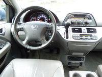 Picture of 2008 Honda Odyssey EX-L w/ DVD, interior