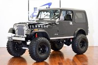 1986 Jeep CJ7 Picture Gallery