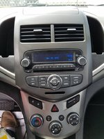 Picture of 2014 Chevrolet Sonic LT, interior