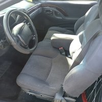 Picture of 1999 Chevrolet Monte Carlo LS FWD, interior, gallery_worthy