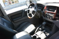 Picture of 2001 Mitsubishi Montero Limited 4WD, interior