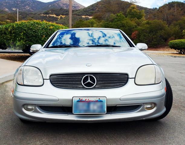 Picture of 2002 Mercedes-Benz SLK-Class SLK230 Supercharged