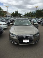 Picture of 2012 Audi A8 L