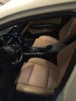 Picture of 2014 Cadillac ATS 2.0T, interior