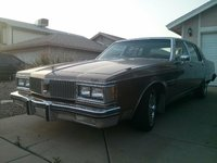 1982 Oldsmobile Ninety-Eight Overview
