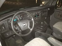 Picture of 2008 Chevrolet Express LS 3500 Ext, interior