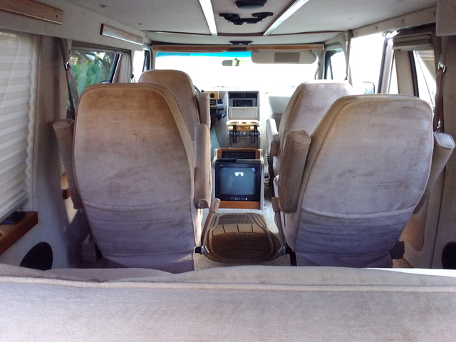 Picture of 1995 Chevrolet Chevy Van, interior, gallery_worthy