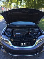 Picture of 2015 Honda Accord Coupe EX-L V6 w/ Nav, engine