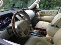 Picture of 2015 Infiniti QX80 AWD, interior
