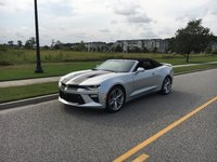 Picture of 2016 Chevrolet Camaro 2SS Convertible, exterior