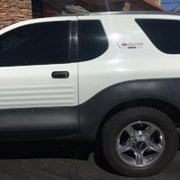Picture of 2000 Isuzu VehiCROSS 2 Dr STD 4WD SUV, exterior