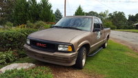 Picture of 1996 GMC Sonoma 2 Dr SLS Sport Extended Cab SB, exterior