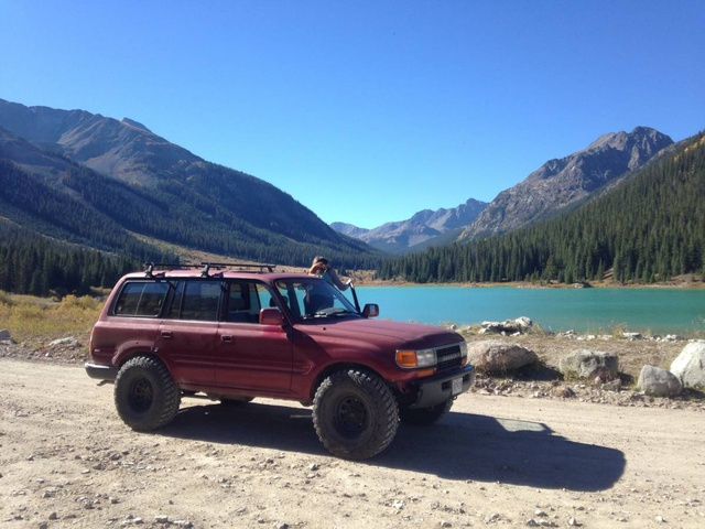 Picture of 1991 Toyota Land Cruiser 4 Dr STD 4WD SUV
