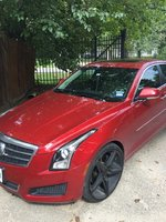 Picture of 2014 Cadillac ATS 2.0T Luxury, exterior