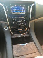 Picture of 2015 Cadillac Escalade ESV Premium AWD, interior