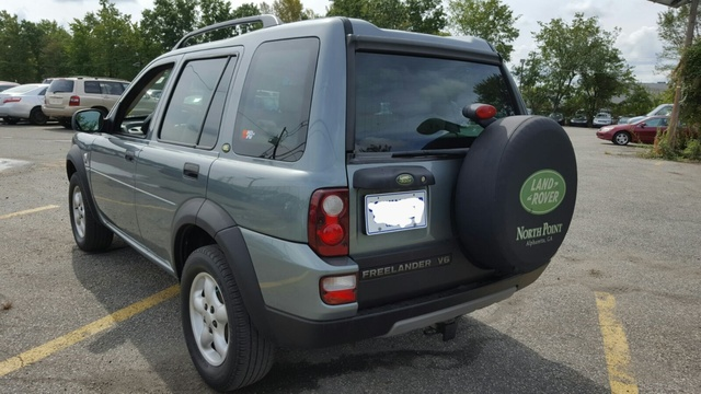 Picture of 2004 Land Rover Freelander
