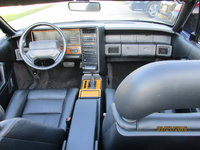 Picture of 1992 Cadillac Allante Base Convertible, interior