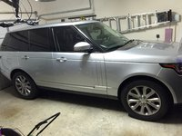 Picture of 2015 Land Rover Range Rover HSE, exterior
