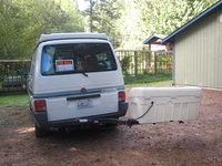 Picture of 1995 Volkswagen EuroVan 3 Dr Campmobile Passenger Van, exterior