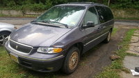 Picture of 1996 Chrysler Town & Country LXi, exterior