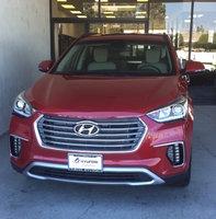Picture of 2017 Hyundai Santa Fe Limited, exterior