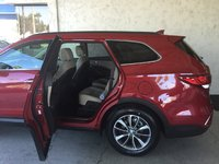 Picture of 2017 Hyundai Santa Fe Limited, interior