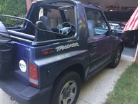 Picture of 1997 Geo Tracker 2 Dr STD Convertible, exterior