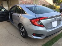 Picture of 2016 Honda Civic Touring, exterior, gallery_worthy