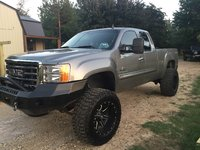 Picture of 2013 GMC Sierra 1500 SLE Ext. Cab 4WD, exterior