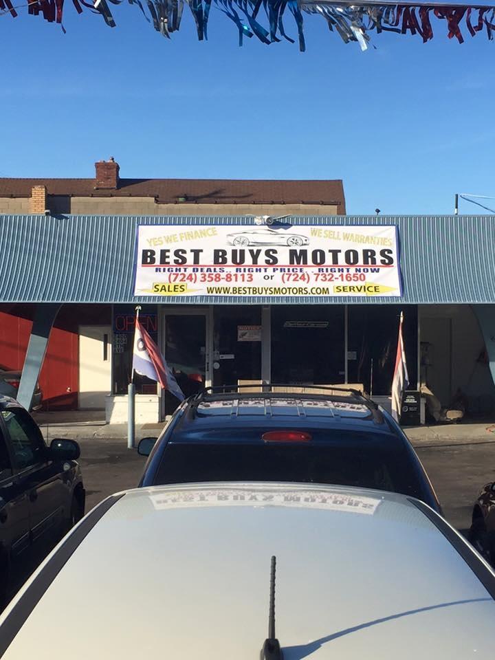 Subaru Dealers Pittsburgh >> Best Buys Motors LLC - Beaver Falls, PA: Read Consumer ...