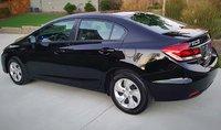 Picture of 2013 Honda Civic LX, exterior