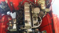 Picture of 1973 Toyota Land Cruiser, engine