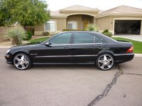 Picture of 2004 Mercedes-Benz S-Class S55 AMG, exterior