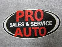 Pro Auto Sales logo